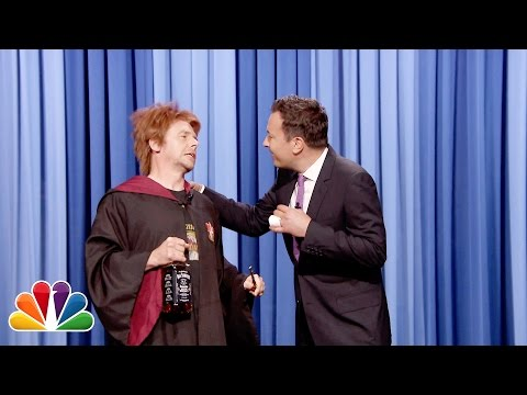 Drunk Ron Weasley Returns for Harry Potter's Birthday