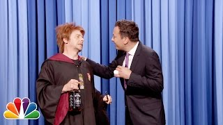 Drunk Ron Weasley Returns for Harry Potter
