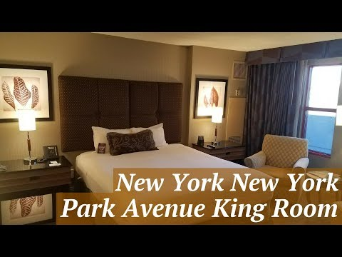 New York New York Las Vegas - Park Avenue King Room