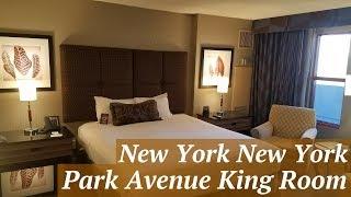 New York New York Las Vegas - Park Avenue King Room