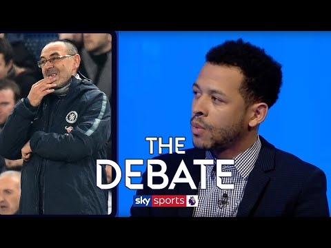 Does Maurizio Sarri deserve more time as Chelsea manager? | Merson, Hayes & Rosenior | The Debate