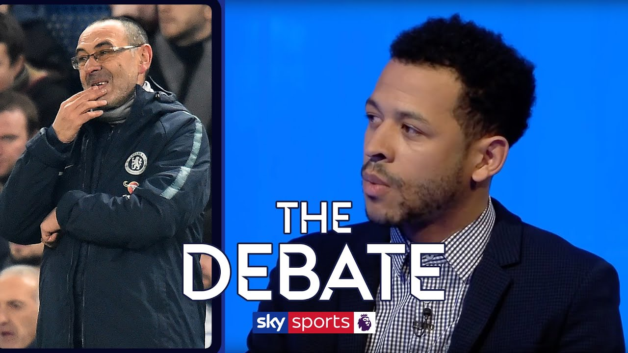 Does Maurizio Sarri deserve more time as Chelsea manager? | The Debate | Merson, Hayes & Rosenio