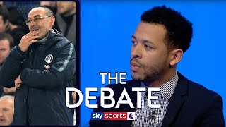 Does Maurizio Sarri deserve more time as Chelsea manager? | The Debate | Merson, Hayes & Rosenior