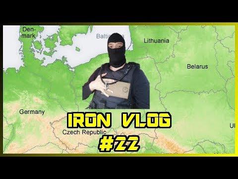 Spektakularna akcja ABW przeciw neo-naziolom - Iron Vlog #22