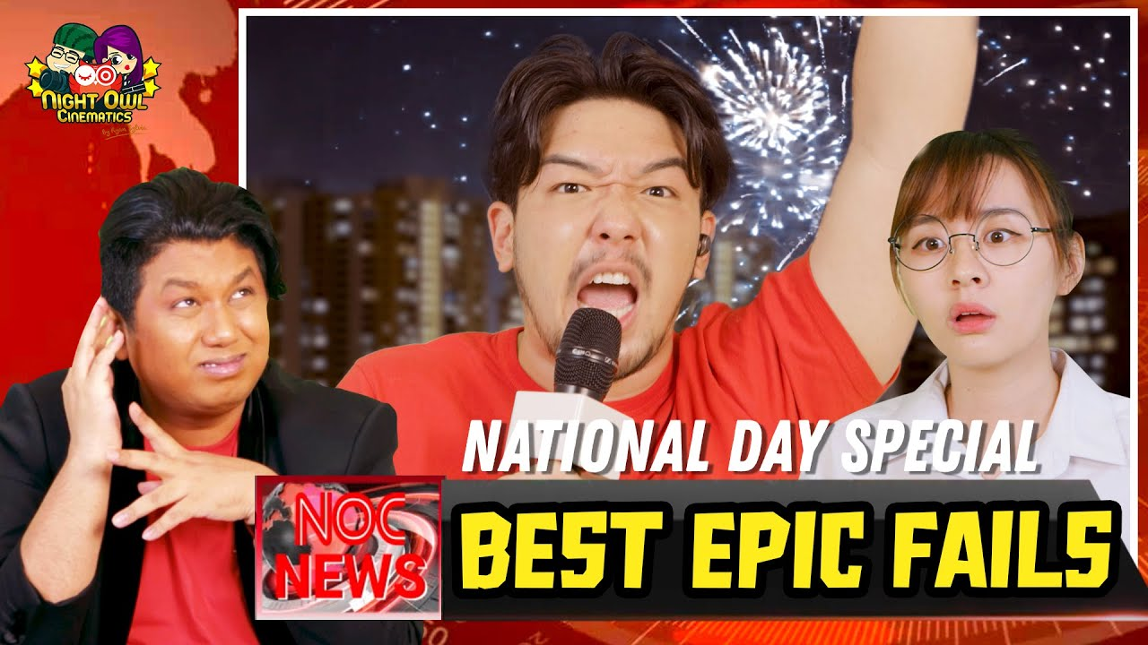 NDP Special: Live News Gone Wrong!?