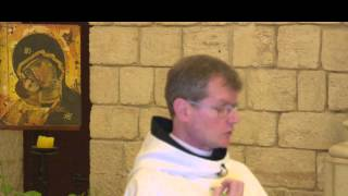 In the Holy Land 3: The Peace of the Risen Lord: Homily by Fr John Seddon OSB. A Day With Mary