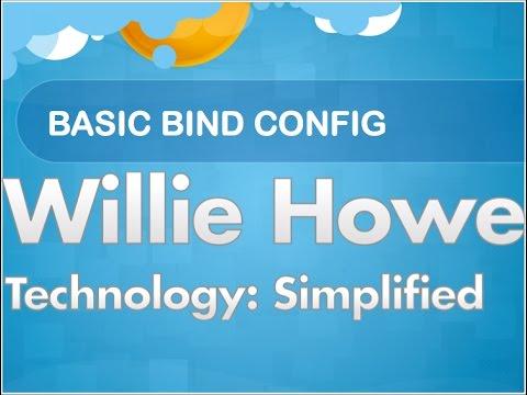 Basic BIND DNS Config With Webmin