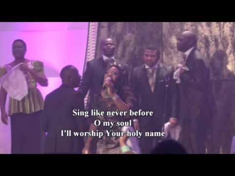 Bless the Lord Oh My Soul - RCCG Dominion Chapel