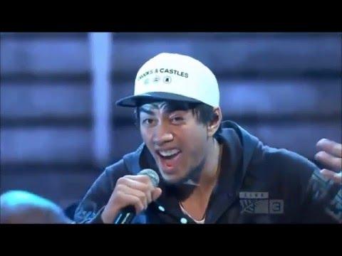 Beau Monga Sings Kanye West's Gold Digger - X Factor