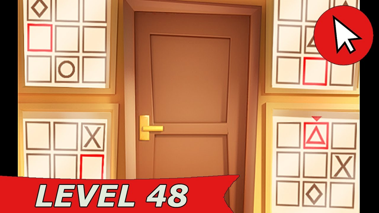 100 Doors Seasons 3 Level 48 Walkthrough Youtube