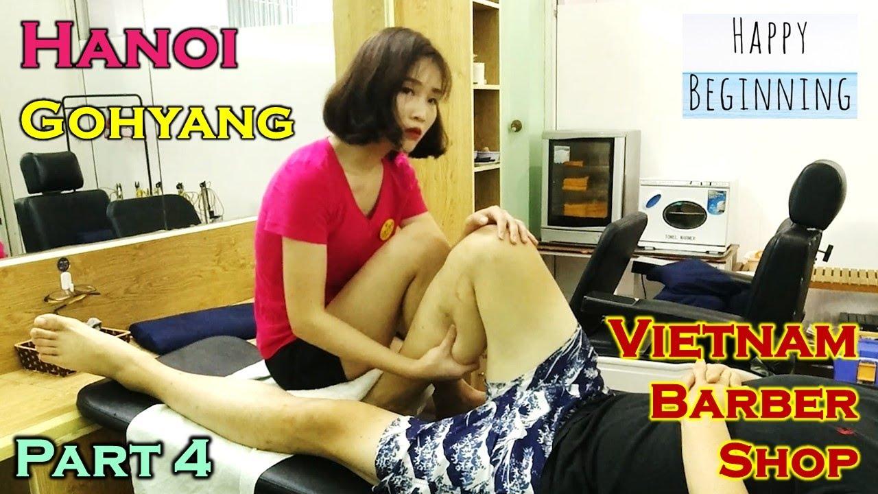 Vietnam Barber Shop – Gohyang (Hanoi, Vietnam) Part 4 | Salon và các thông tin mới nhất