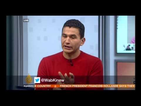 Idle no more on Al Jazeera January 29