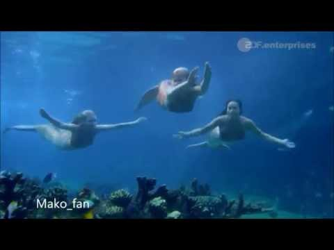 Mako mermaids season 2 sirena youtube for Mako mermaids dailymotion