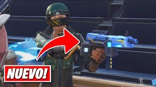 NEW WEAPON HACKED IN FORTNITE Very FOREIGN - SCAMEANDO TO SCAMERS in FORTNITE