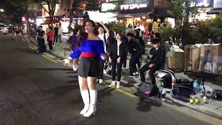 "Cantando SELENA en COREA ""Bidi Bidi Bom Bom"" cover by Gabriela Sepulveda"