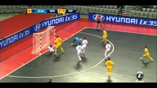 Futsal : Teamplay is the key