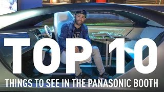 CES 2017 Highlights: Top 10 Panasonic Tech & Innovations