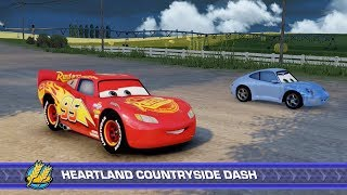 Disney PIXAR Cars 3 Lightning McQueen Vs Small Cars Gameplay for Kids | Driven to Win