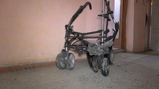 Саратовский пенсионер украл и сжег детскую коляску