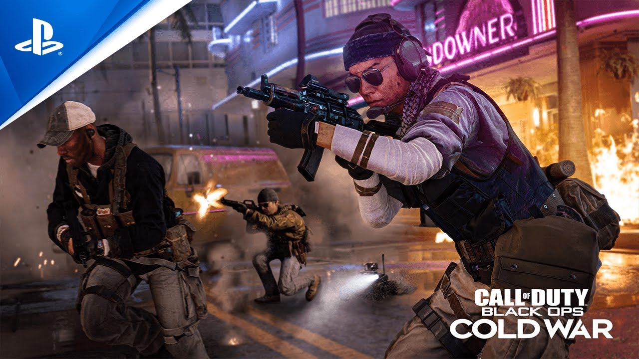 Call of Duty: Black Ops Cold War | Трейлер альфа-версии | PS4