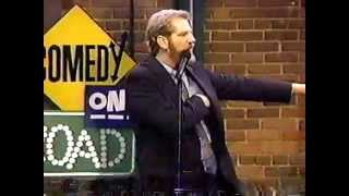 comedian Riley Barber Storyville New Orleans stand up comedy