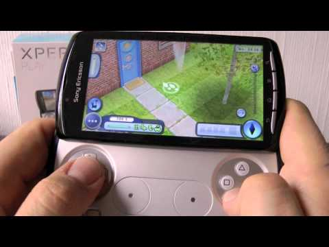 Review: Sony Ericsson Xperia Play im Test