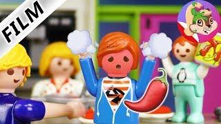 Playmobil Rodzina Wróblewskich | JULIAN je zupę z CHILLI! Czy Emma przesadziła ze swoim żartem?