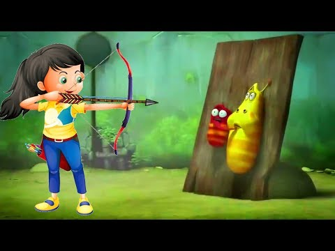 LARVA 2018 ❤️ The Best Funny cartoon 2018 - NEW COLLECTION #4