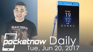 Samsung Galaxy Note 8 dates, OnePlus 5 launch & more   Pocketnow Daily