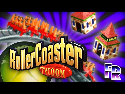 RollerCoaster Tycoon Xbox + Port Review: FrameRater