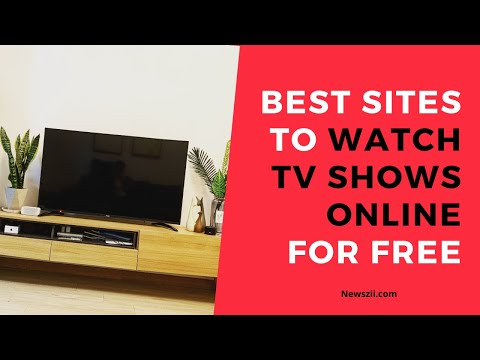 Best Sites To Watch TV Shows Online For Free