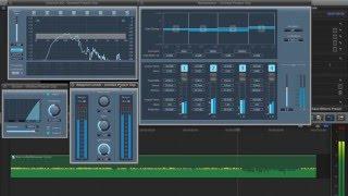 Как я обрабатываю голос для видео - обработка звука в Final Cut Pro X(Качество звука в вашем видео зависит от многих факторов - микрофона, помещения, правильного расположения..., 2016-04-05T09:08:50.000Z)