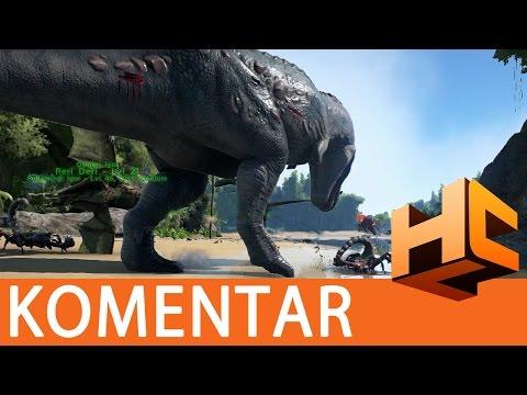 T-REX PROTIV SVIH (ARK: Survival Evolved) - Život s dinosaurima #39 | HCL