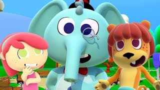 Let's Go To The Zoo | Songs And Videos For Children by Kids Channel