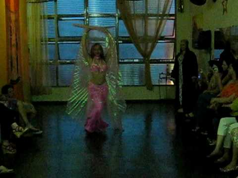 Najla interpreta Tamiil com veu Wings