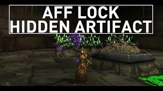 How to get the Affliction Hidden Artifact Skin!