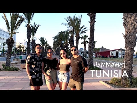 HAMMAMET, TUNISIA | MAY 2019 | BESTEST FAM EDITION | TRAVEL VLOG