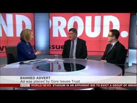 BBC World News 22 March 2013 Andy Wasley Mike Davidson