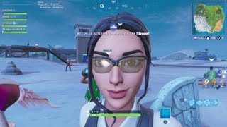 Fortnite funny moment in the spawn island