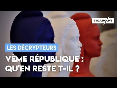 Que reste-t-il de la Vème République ?
