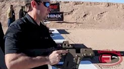 KRISS Vector Gen2 45ACP + 9MM & new SPHINX Pistols at Shot Show 2015