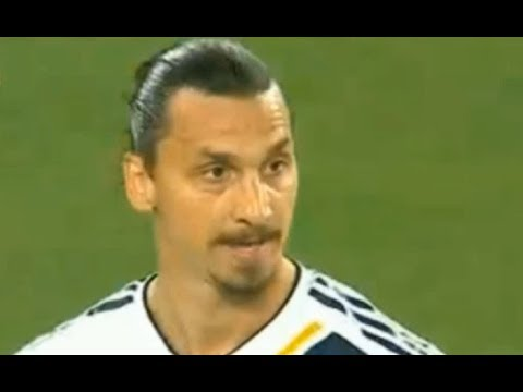Zlatan Ibrahimovic vs LAFC | LA Galaxy vs Los Angeles FC 26/07/2018