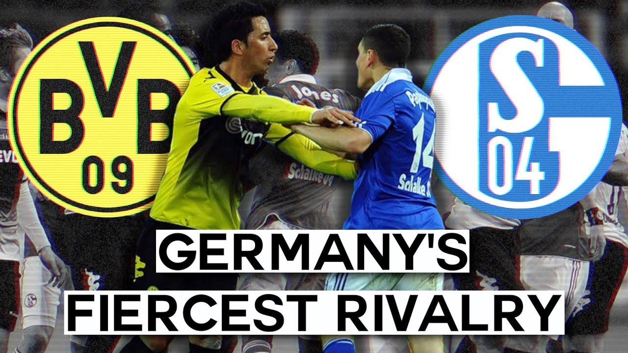 Germany's FIERCEST Rivalry: Dortmund vs Schalke (Revierderby) | Roots of  the Rivalry - YouTube