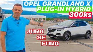 Najjači Opel! Hybrid sa 300ks - Opel Grandland X Hybrid4 - Jura se Fura