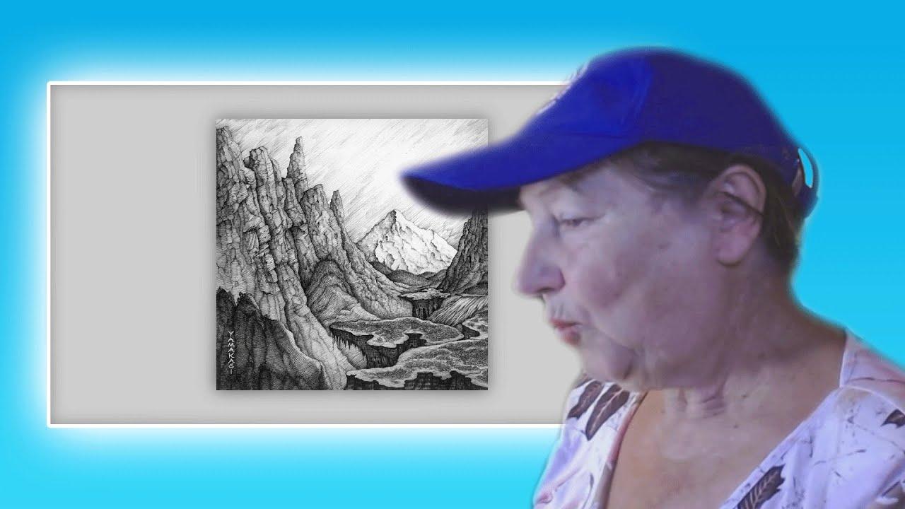 Бабушка слушает Miyagi & Andy Panda - Minor / Реакция бабушки