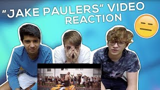 THE JAKE PAULERS SONG (Official Music Video) REACTION!!