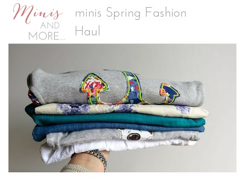 Minis Spring Fashion Haul | GapKids, MiniBoden, ZaraKids, H&M, Next