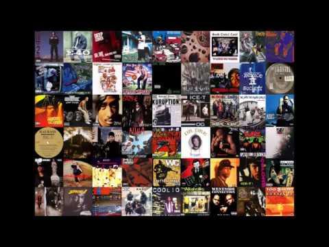 West Coast Hip Hop Mix - Dj Enzo Ti