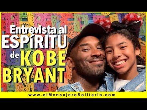 Entrevista al espíritu de Kobe Bryant | Descubre que hay detras del tunel