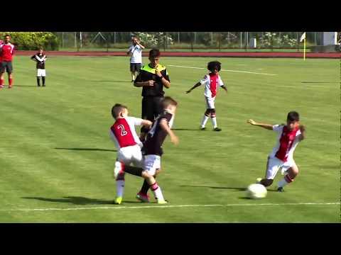 FC Lugano - Ajax 1-2 - Venice Champions Trophy 2016